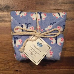 NWT Pottery Barn Kids 6-12 months 🦋 cover-up